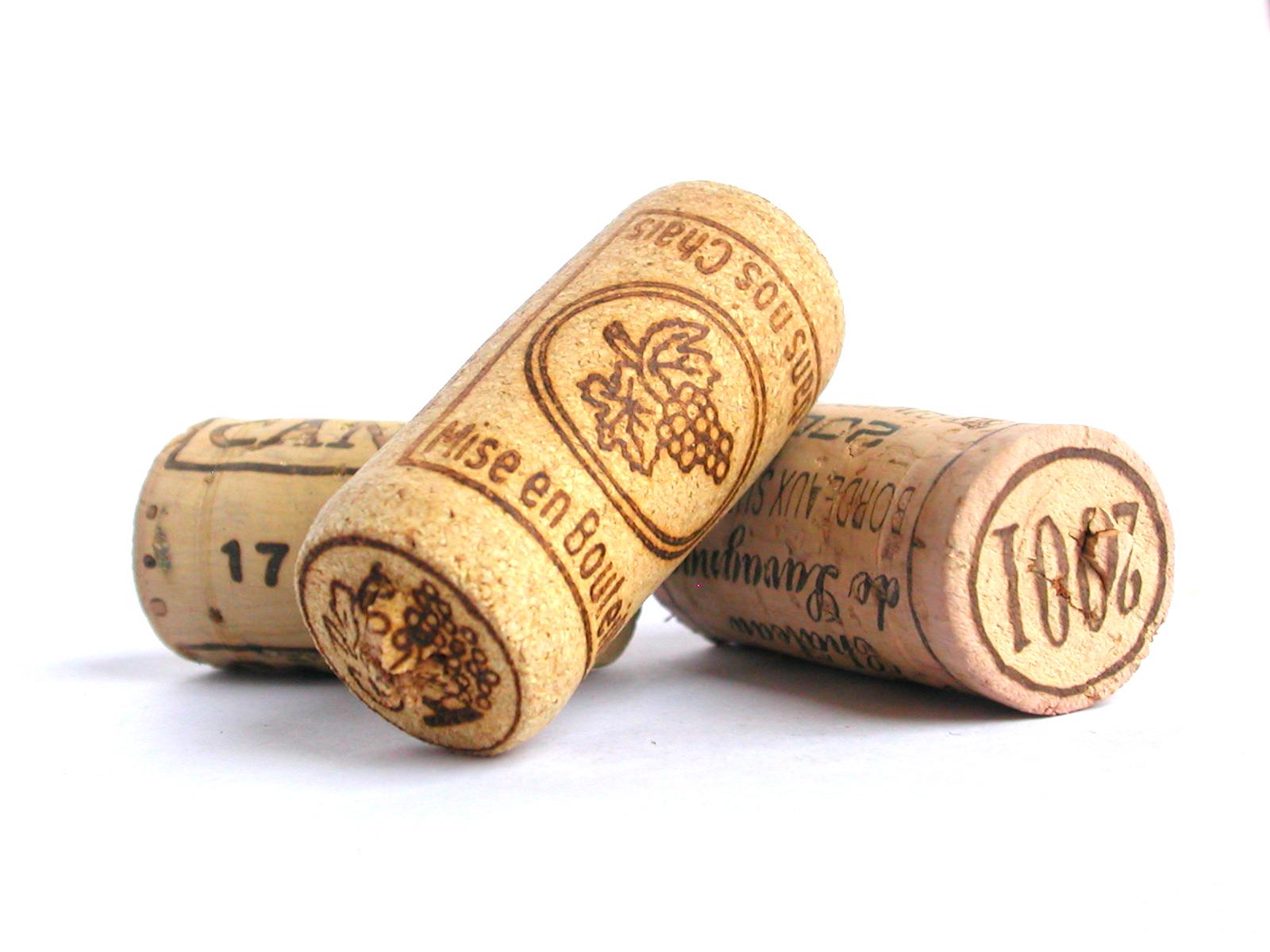 SVBE Wijnprofessionals Wijnkurk